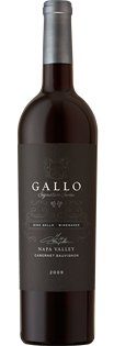 Gallo Signature Series Cabernet Sauvignon 2012 750ml